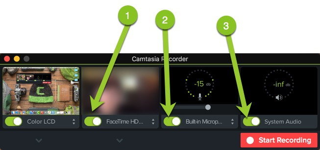 Camtasia (Mac): Record a PowerPoint or Keynote Presentation