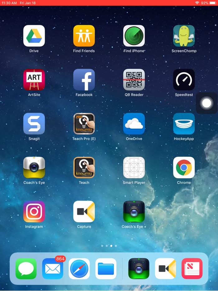 Camtasia (Windows): TechSmith Capture (iOS) App Troubleshooting