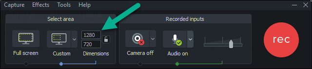 Camtasia (Windows): Produce Video for Upload to YouTube – TechSmith