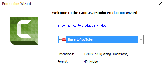 editing dimensions in camtasia 9
