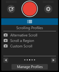 Snagit (Windows): Troubleshoot Scrolling Capture for Previous