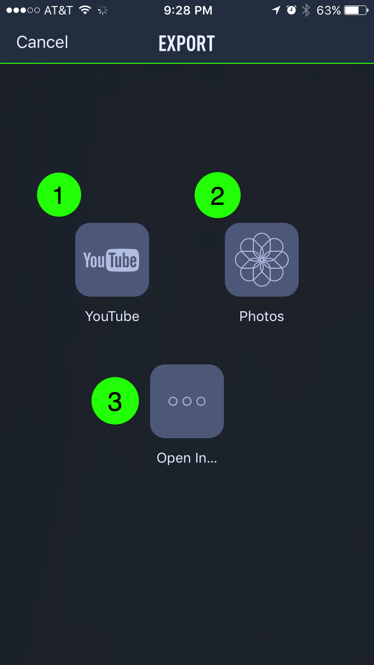 Exporting Videos – TechSmith Support